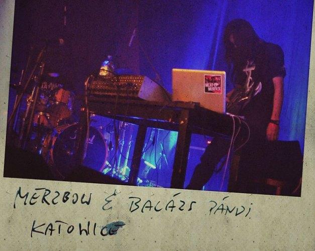 Merzbow & Balázs Pándi – nowość z Instant Classic