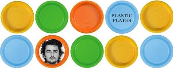 DP - Plastic Plates