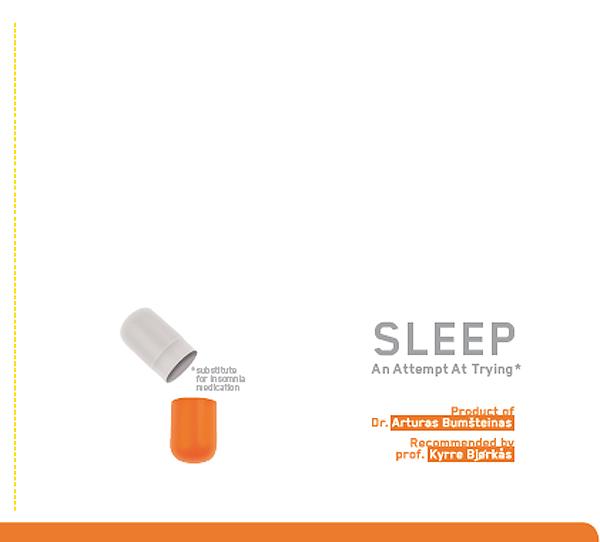 Arturas Bumšteinas - Sleep (An Attempt at Trying)