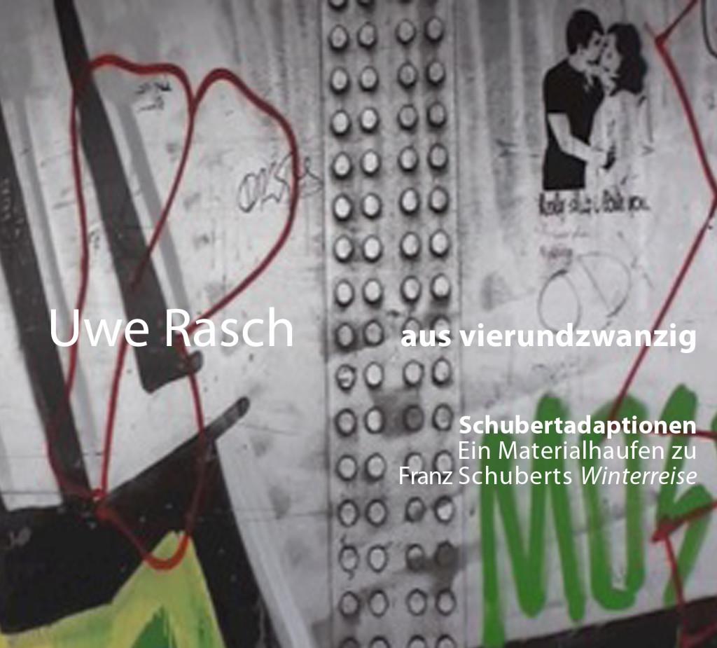 Gruen_161_Uwe_Rasch-aus_vierundzwanzig-Cover
